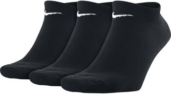 Nike 3PPK VALUE NO SHOW Negro