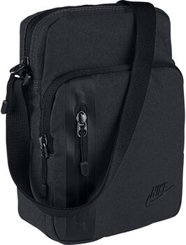 Nike Tech Small Items tas Hombre Negro