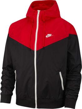 Nike NSW Windrunner Jacket hombre Negro