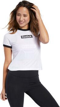 Reebok Mallas TE Linear Logo Legging mujer