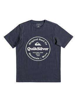 Quiksilver Secret Ingredient - Camiseta para Chicos 8-16 niño