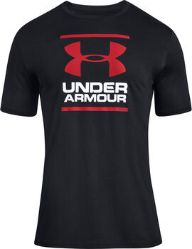 Under Armour Camiseta m/c GL Foundation SS T hombre Negro