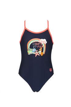 Bañador arena para niña con protección UV AWT