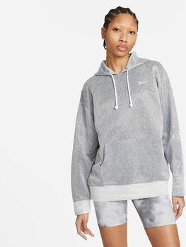 Nike Sudadera Icon Clash mujer Gris