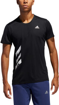 adidas Camiseta Run It PB 3 bandas hombre