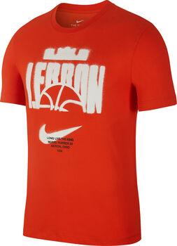 Nike Camiseta LBJNK DRY TEE BALL hombre