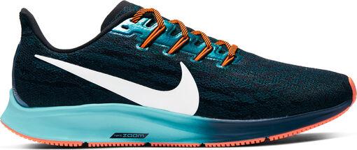 Nike - Zapatilla AIR ZOOM PEGASUS 36 - Hombre - Zapatillas Running - Negro - 41