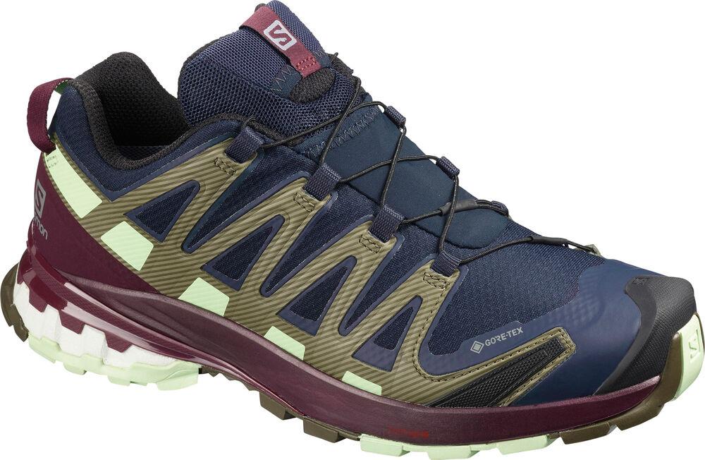 Salomon - Zapatillas de trailrunning XA PRO 3D v8 GTX - Mujer - Zapatillas Running - 37 1/3