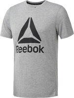 Reebok Workout Ready Supremium 2.0 Tee Big Logo Hombre
