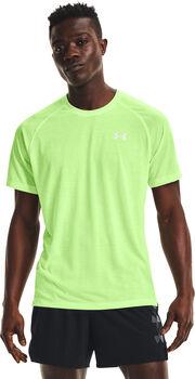 Under Armour Camiseta de manga corta UA Streaker Run para hombre