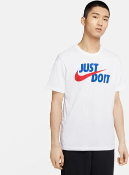 "Nike Camiseta Manga Corta ""Just Do It"" Swoosh hombre"