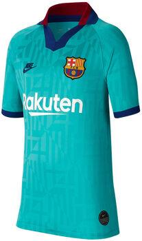 Nike Camiseta m/c FCB Y NK BRT STAD JSY SS 3R Turquesa