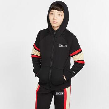Nike Sudadera B NK AIR HOODIE FZ niño