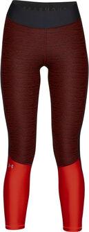 Pantalón tobillero HeatGear® Armour Jacqrd para mujer