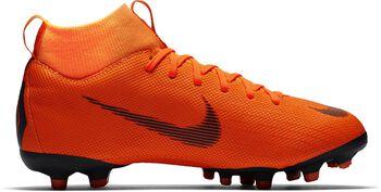Nike Botas fútbol MercurialSuperfly 6 Academy GS MG niño Naranja