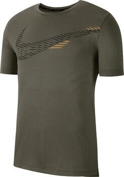 Nike Camiseta manga corta training hombre Verde