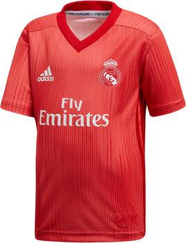 Conjunto fútbol Real Madrid adidas 3 MINI niño