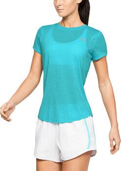Under Armour Camiseta m/c Streaker 2.0 Short Sleeve mujer
