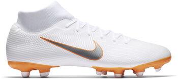 Botas fútbol Nike Mercurial Superfly 6 Academy MG Blanco