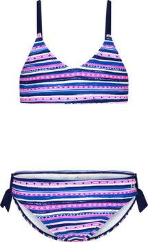 FIREFLY Bikini Adelia niña Púrpura