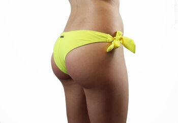 Firefly bikini solid slip brasil mujer