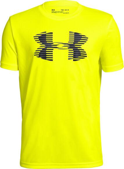 Camiseta m/c Tech Big Logo Solid Tee
