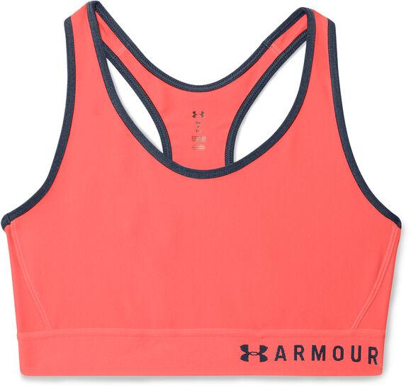 Sujetador deportivo de impacto medio Armour® para mujer