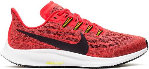Nike - Zapatilla Nike Air Zoom Pegasus 36 Big K - Niño - Zapatillas Running - Naranja - 3dot5Y