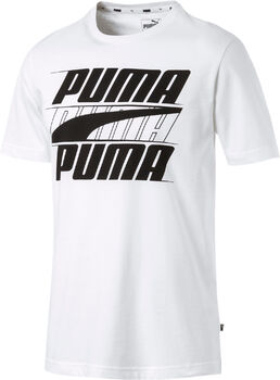 Puma Camiseta Rebel hombre