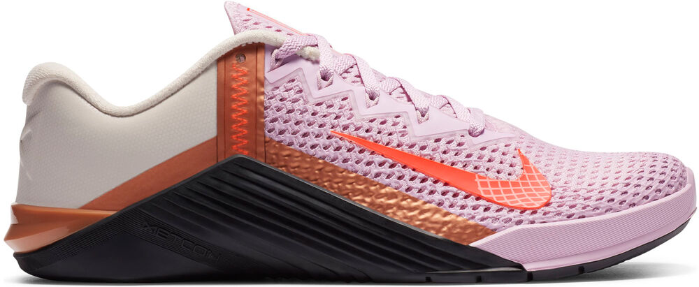 Nike -  Metcon 6 - Mujer - Zapatillas Fitness - Rojo - 38dot5