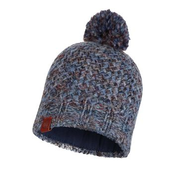 Buff Knitted & Fleece Band Hat