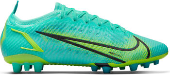 Botas de fútbol Nike Mercurial Vapor 14 Elite hombre Azul
