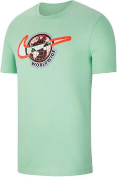 Nike Camiseta de manga corta Swoosh hombre