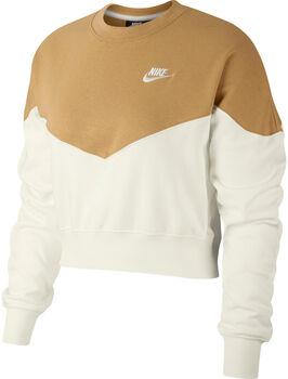 Nike Sudadera Sportswear mujer Blanco