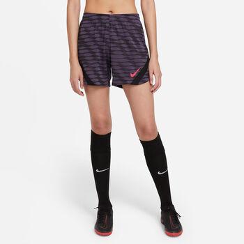 Pantalón corto de fútbol Nike Performance Dri-FIT Strike mujer Negro