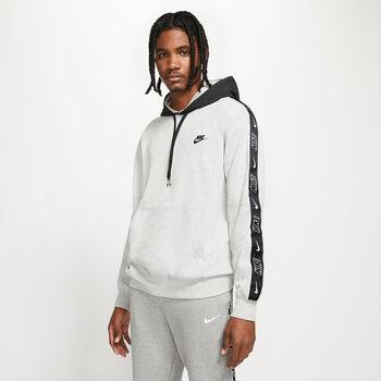 Sudadera Nike Sportswear French Terry hombre Negro