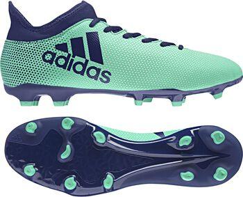 ADIDAS Botas fútbol  X 17.3 FG hombre Verde