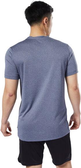 Camiseta manga corta WOR MELANGE TECH TOP- REG