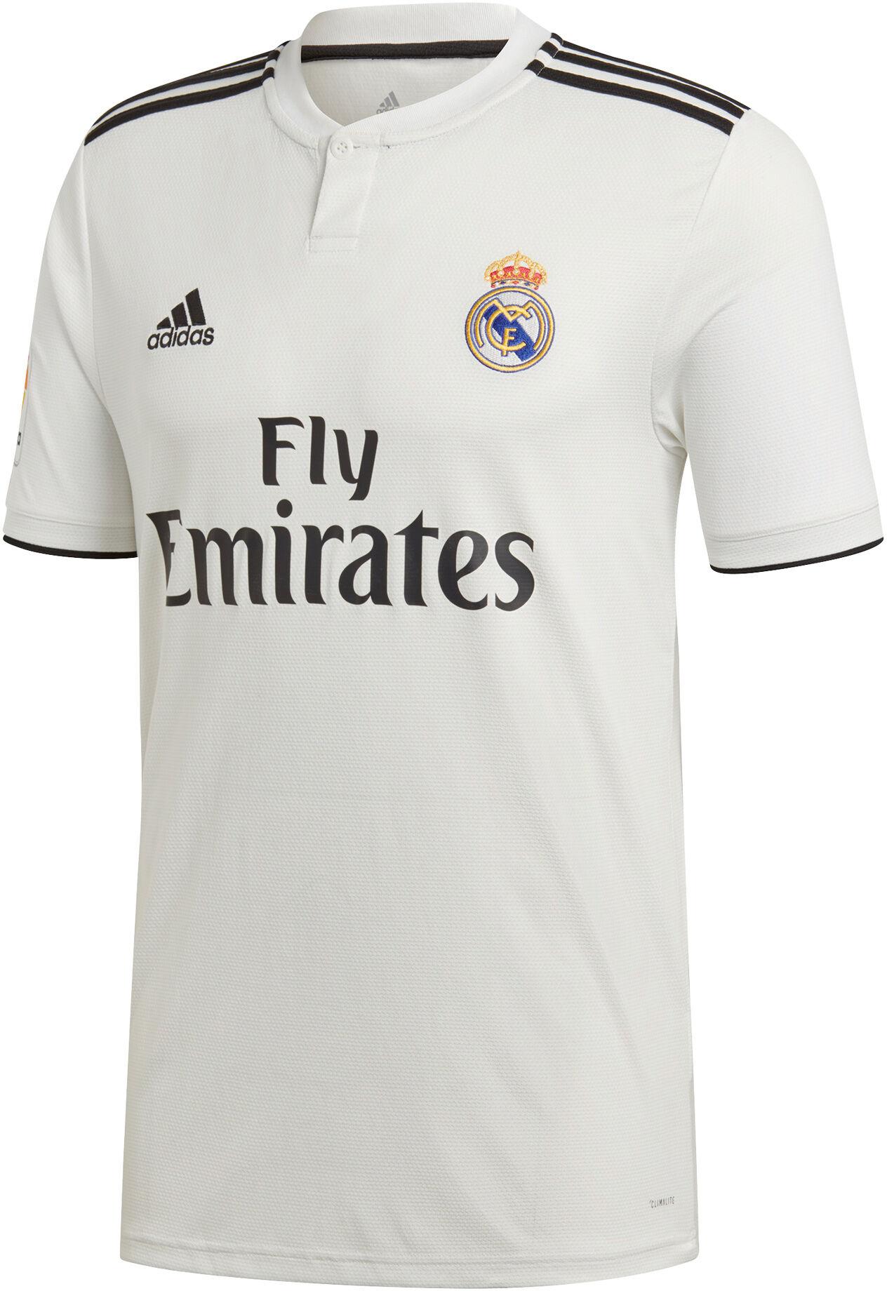 2018 Fútbol Adidas Real Camiseta Madrid 2019 Temporada Lfp Jsy H qXwt7v b599086cfd46e