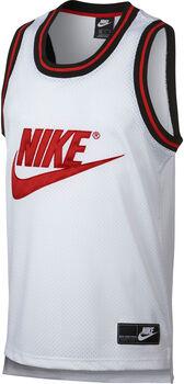 Nike Sportswear s Mesh Tank hombre Blanco
