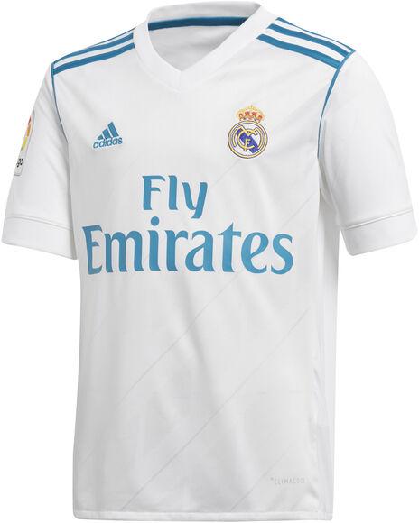 ADIDAS - Camiseta fútbol Real Madrid adidas temporada 2017-2018 H JSY LFP  Junior e33a27a56d5