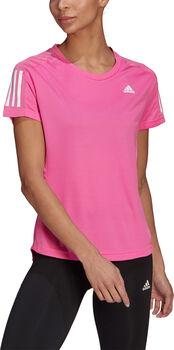adidas Camiseta Manga Corta Own The Run mujer