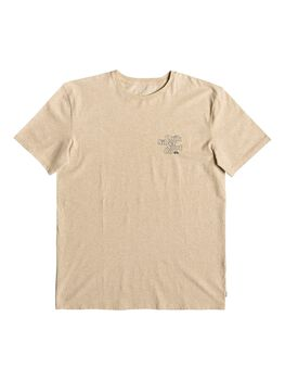 Quiksilver Double Stacked - Camiseta para Hombre