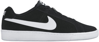 Nike Court Royale Suede Hombre Negro
