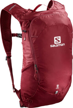 Salomon Mochila TRAILBLAZER 10 BIKING RED/Ebon