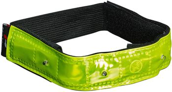 PRO TOUCH LED Armband Amarillo