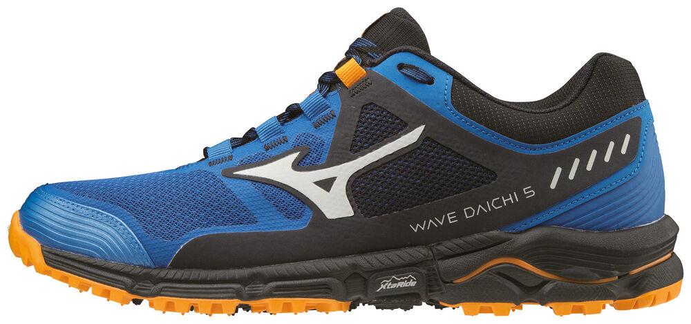 Mizuno - Zapatillas de trail running WAVE DAICHI 5 - Hombre - Zapatillas Running - 41