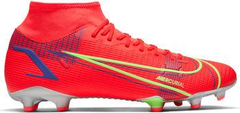 Botas de fútbol Nike Mercurial Superfly 8 Rojo