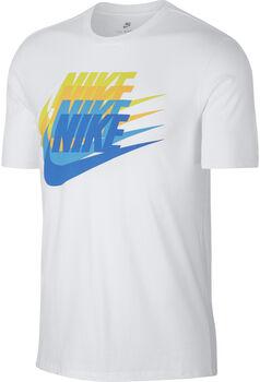 Nike Sportwear Tee cncpt blue 1 Hombre Blanco