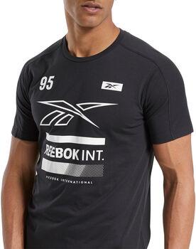 Reebok Camiseta Speedwick Graphic MOVE hombre